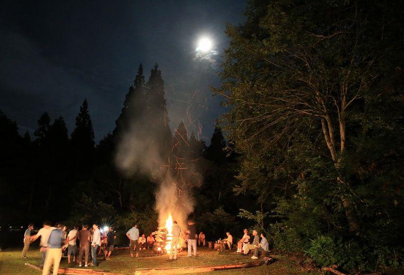 雅さん2015.8.29Fire&Moon